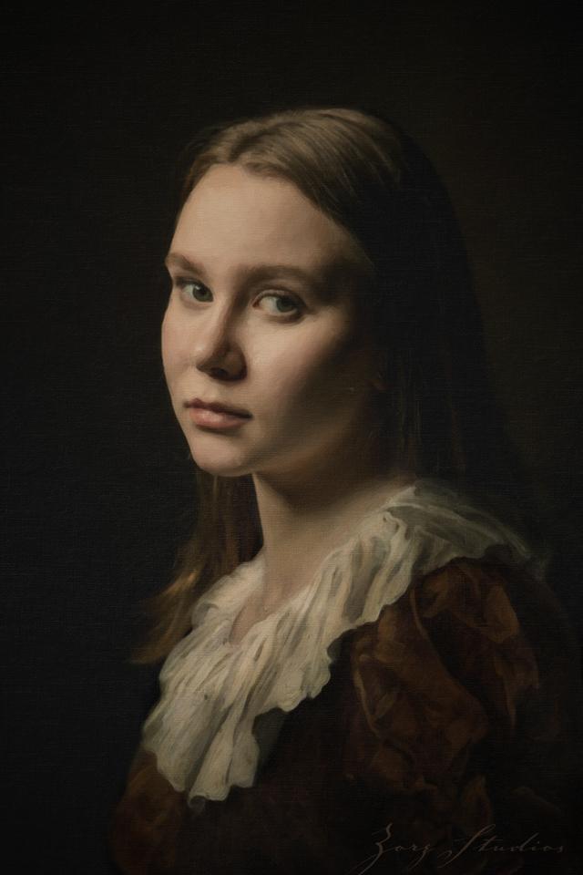 Purity: Creative Youth Portraits in Poconos by Zorz Studios