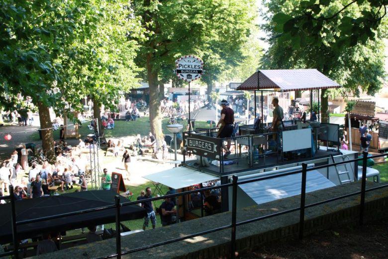 Nijmegen TREK Foodfestival
