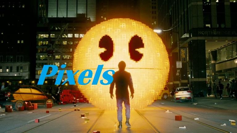 pixels 2015