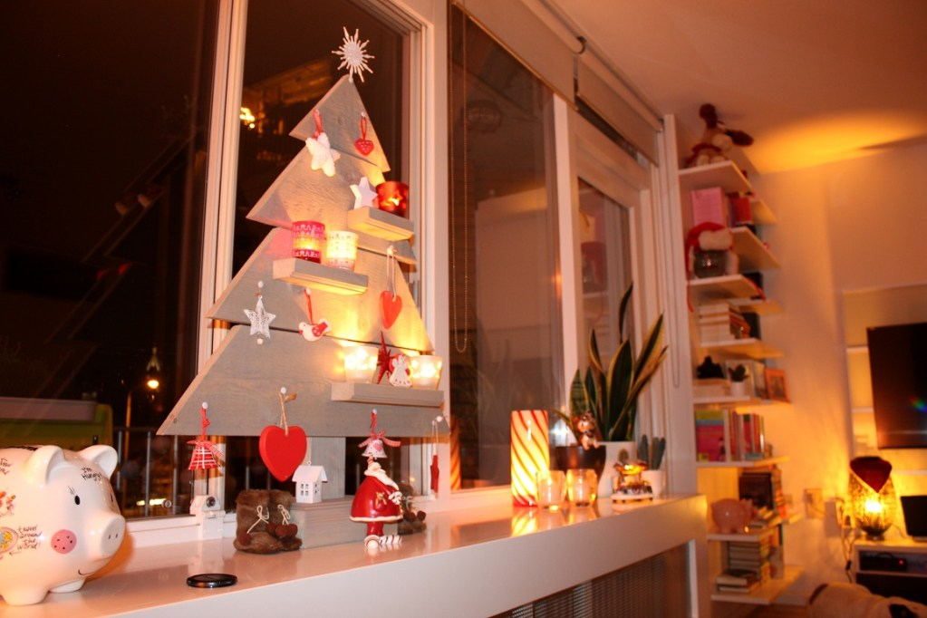 Alternatieve Kerstboom