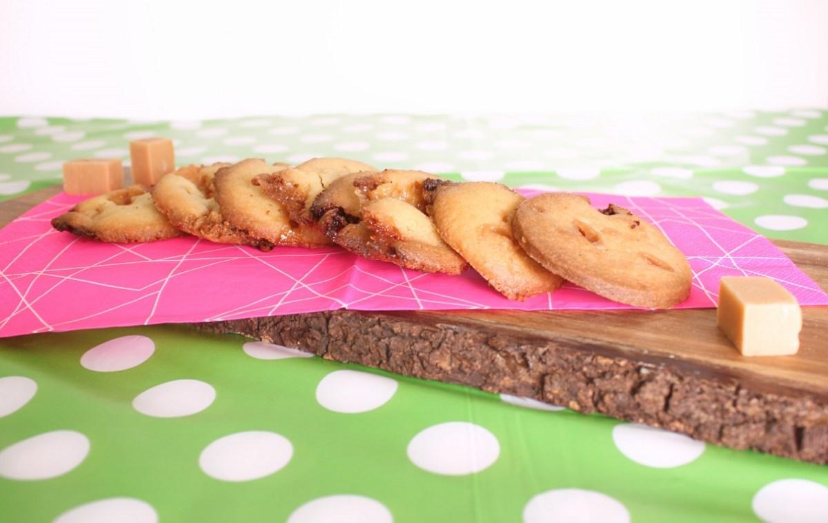 koekjes met fudge