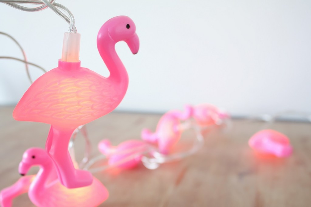 flamingo verlichting