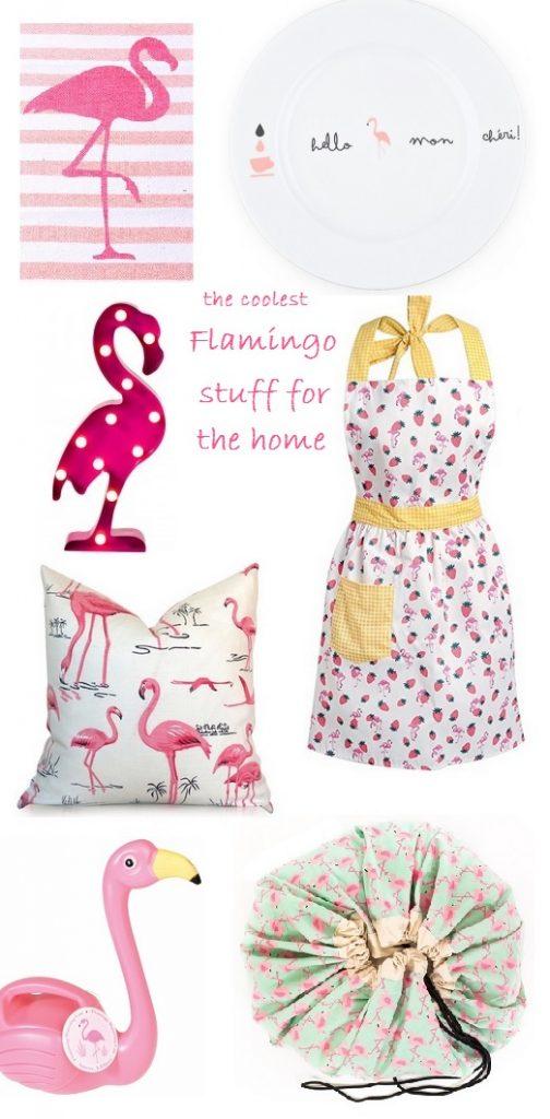 flamingo decoratie in huis