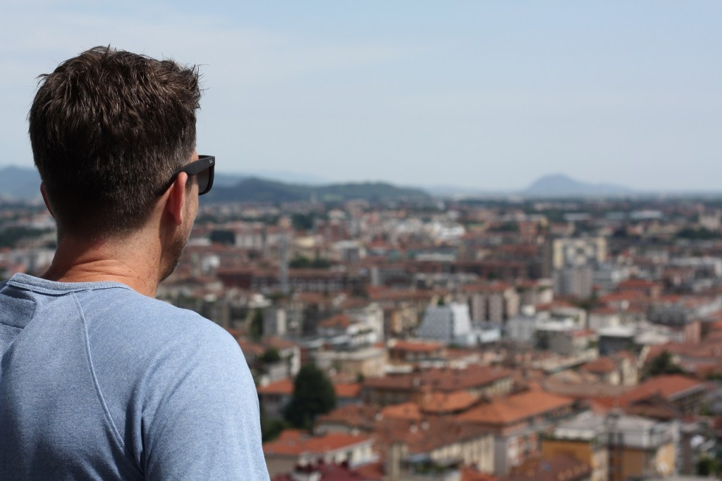 Bergamo, Noord Italië