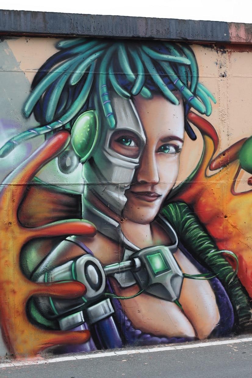 italie graffiti