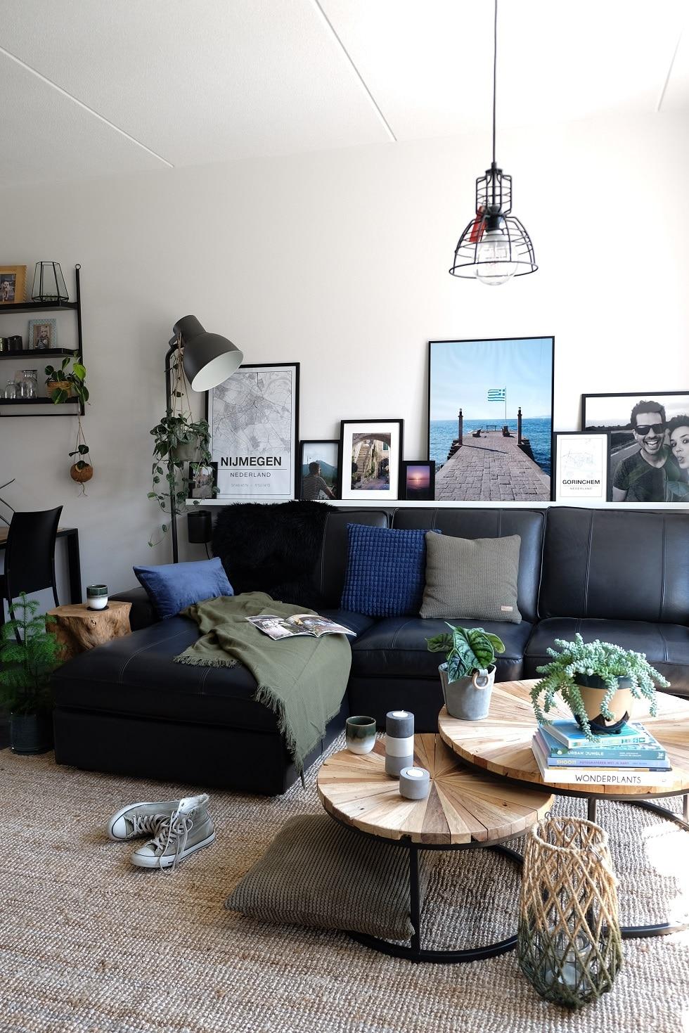 groene woondecoratie