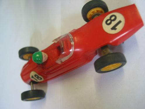 cooper red scalextric-2