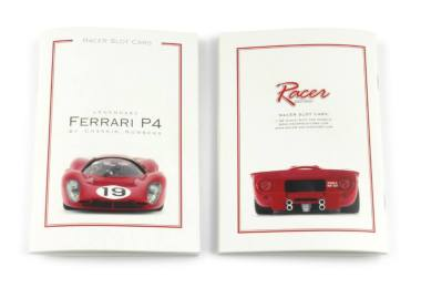 Legendary Ferrari P4-1