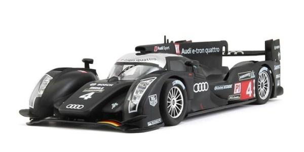 Slot.it : Audi R18 e-tron quattro, -7 all'alba