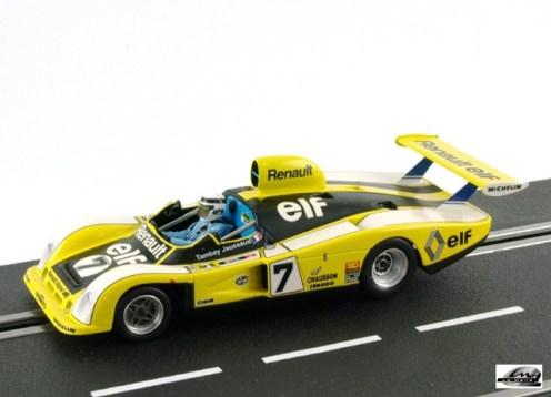 Renault Alpine A442-1