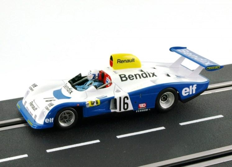 Renault Alpine A442-3