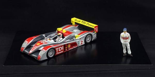 AvantSlot: Audi R10 TDI Le Mans 2008 Tom Kristensen