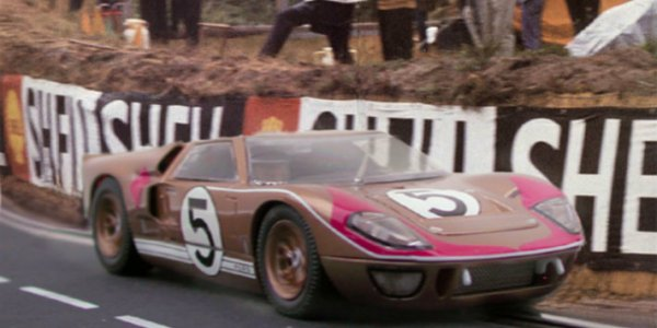 Slot.it : Ford MKII Le Mans 1966