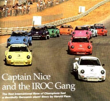 I Porsche IROC 70-5-6