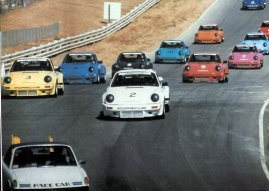 I Porsche IROC 70-5-7