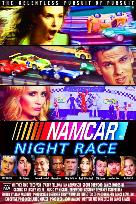NAMCAR Night Race-4