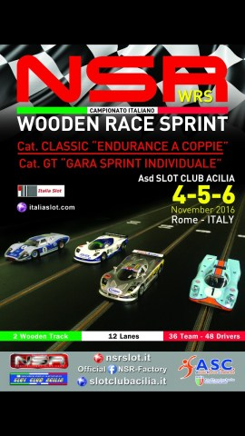 NSR Wooden Race Sprint 2016-1