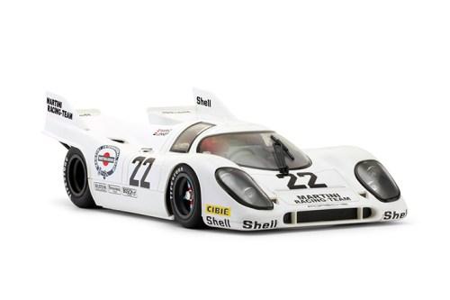 Porsche 917K Le Mans, 1971-8