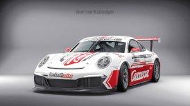 Porsche 911 Track Day Lechner Racing-3