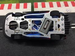 telaio in alluminio per la Ford GT di Carrera-1