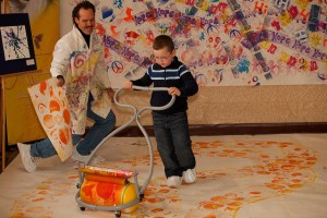 Zot Artz Little Paint Roller