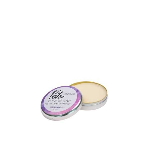 We Love The Planet Lovely Lavender Deodorant open