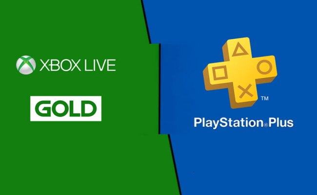 Xbox Live Gold Vs Playstation Plus Which Is Better Zotpad