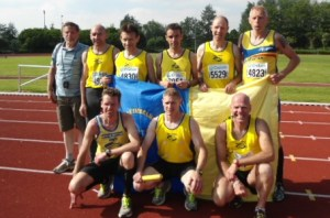 interclub mannen masters 2013