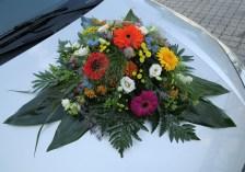 Autogesteck Wiesenblumen