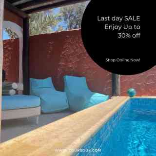 LAST DAY/ Today is the last day of the sale.So what are you waiting for? Shop your fave decor pieces at great prices.Don't miss out. Link in bio.  #zouksouk #homedecor #beanbags #artworks #kuwaitcity #kuwaitinstagram #beanbagchair #kuwaitdecor #designs  #lounge #custom #outdoorfurniture #furniture #shopnow #bedroomdecor  #readytoship #recliners #comfort  #roominspiration #familychillspot  #armchairs #art #chairs #decor #decoration #home #homedecor #homedesign #eidsale #salekuwait