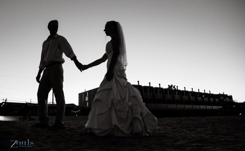 Kristi & Dan's Wedding at Mission Beach Woman Club