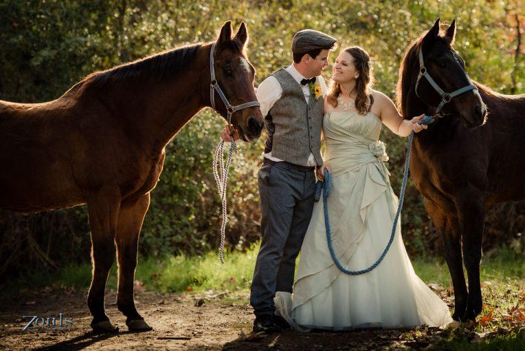Danielle & Shane Fairy  Tail Wedding at Los Penasquitos  Ranch House