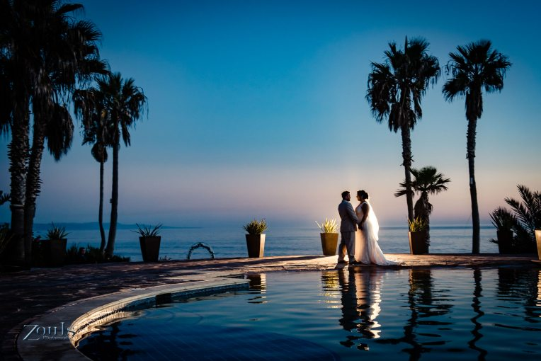 Sandra & Tristan Wedding at Las Rocas Resort & Spa Rosarito BC Mexico