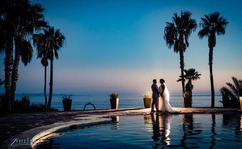 Sandra & Tristan Wedding at Las Rocas Resort & Spa Rosarito BC Mexico