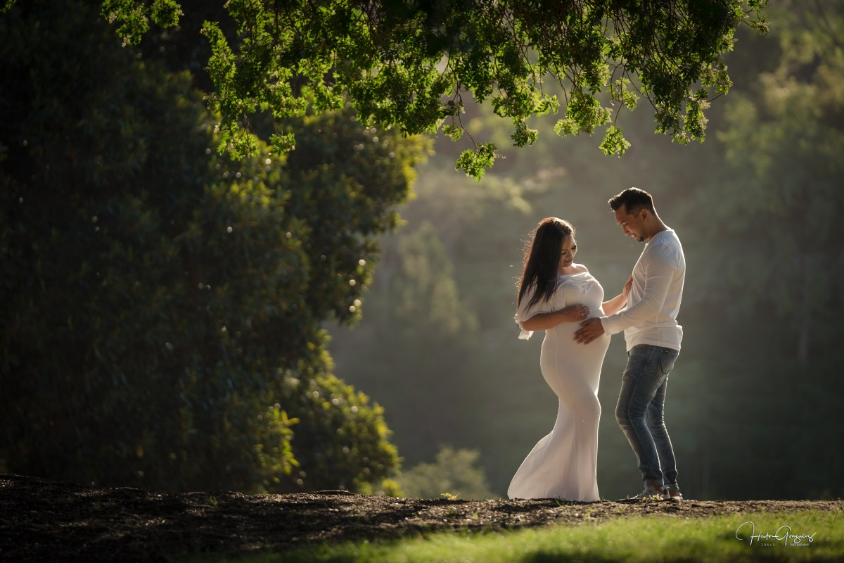 Jessica & Alfred beautiful Pregnancy Session in Balboa Park Zouls Photography