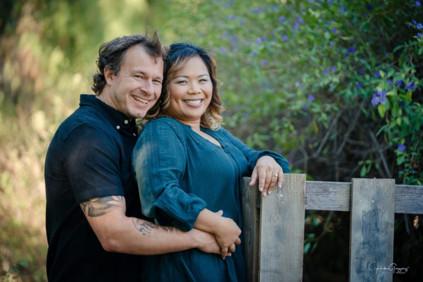 Presidio park Engagement session