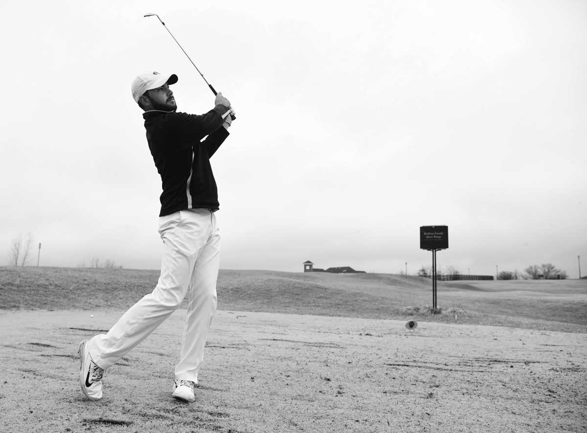 Image result for hayden buckley golf