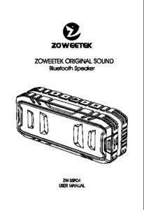 ZW-BSP04-Manual