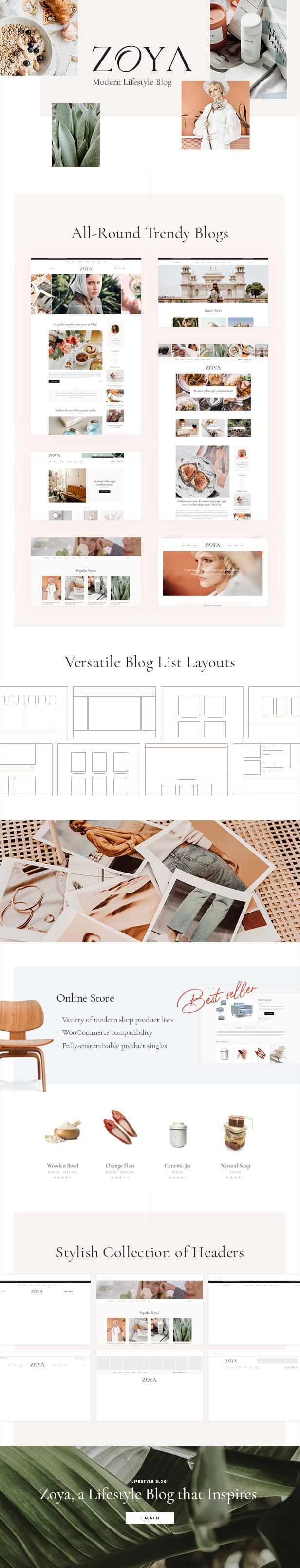 Zoya - Lifestyle Blog - 2