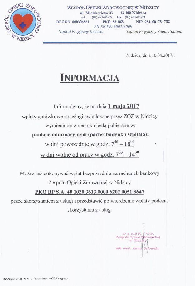 informacja-kasa