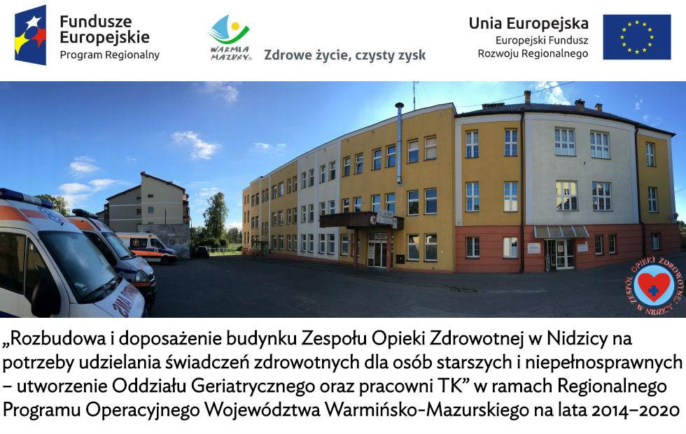 Rozbudowa i doposażenie budynku ZOZ