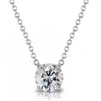 7 Days Solitaire Earrings Set + 1 Solitaire Necklace