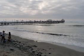 Huanchaco, plaża