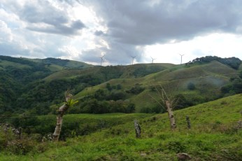 Kostaryka - droga do La Fortuna