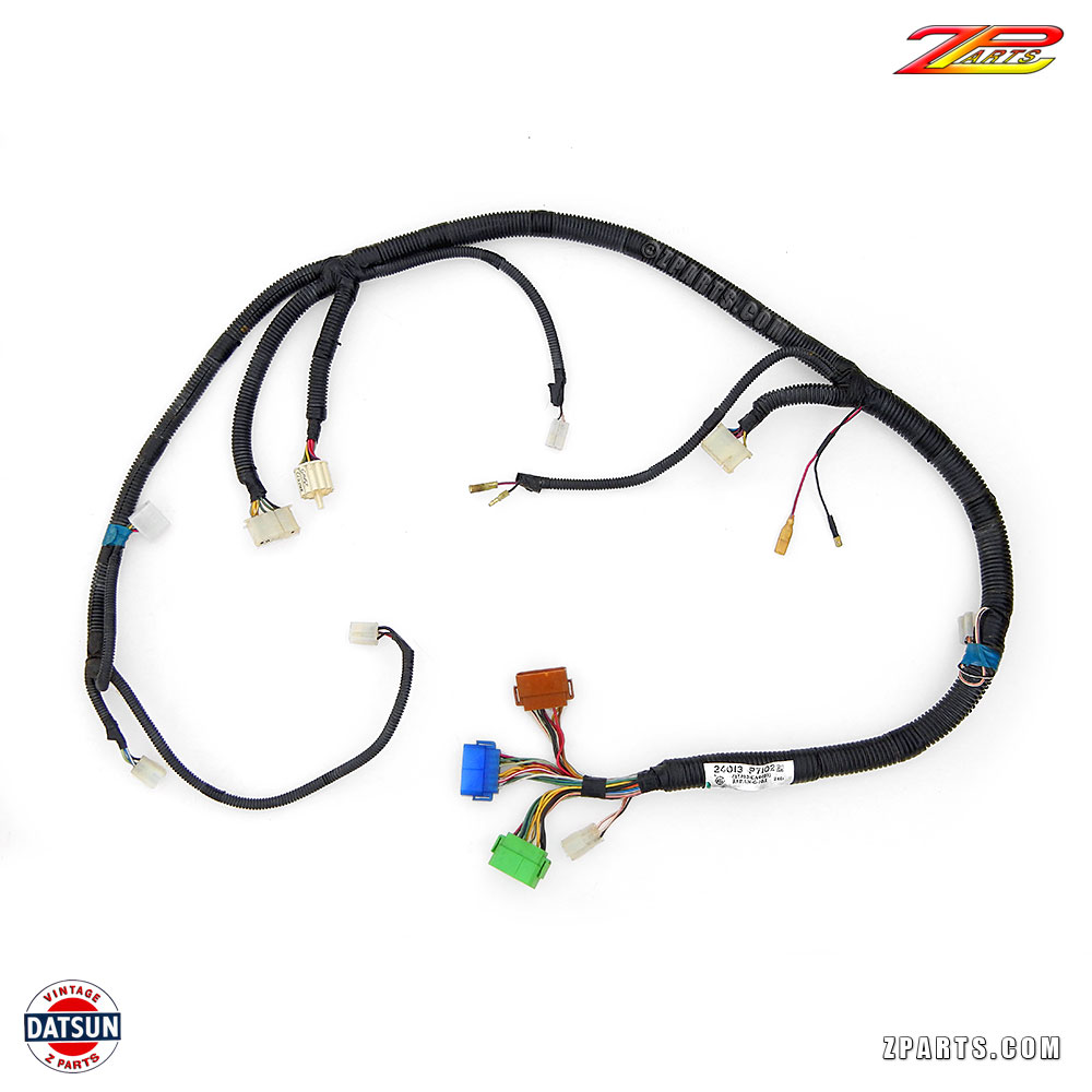 Analog Dash Harness, 280ZX 24013-P7102