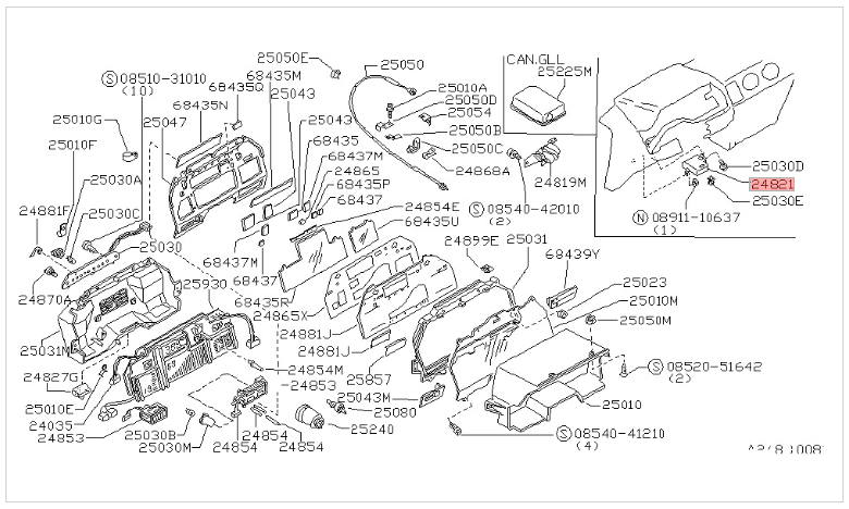 300zx Digital Dash Power Supply Wiring Diagram : 46 Wiring