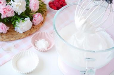 Zdjęcie - Malinowa Chmurka - Przepisy kulinarne ze zdjęciami
