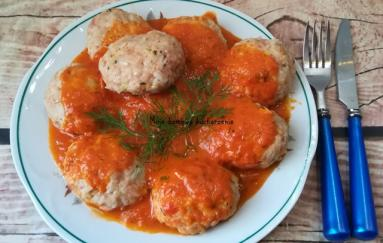 Zdjęcie - Gołąbki oszukane z thermomiksa - Przepisy kulinarne ze zdjęciami