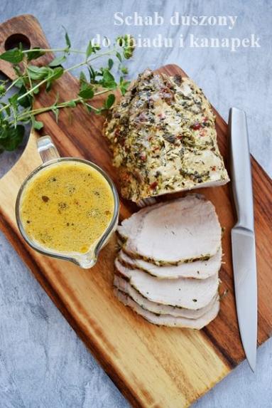 Zdjęcie - Najlepszy schab – do kanapek i obiadu - Przepisy kulinarne ze zdjęciami