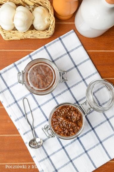"""Zdjęcie - Bacon jam, czyli amerykański """"dżem z boczku""""   U stóp Benbulbena - Przepisy kulinarne ze zdjęciami"""
